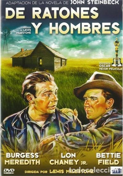 DE RATONES Y HOMBRES (OF MICE AND MEN) (Cine - Películas - DVD)