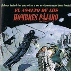 Cine: EL ASALTO DE LOS HOMBRES PÁJARO JAMES COBURN . Lote 185679886