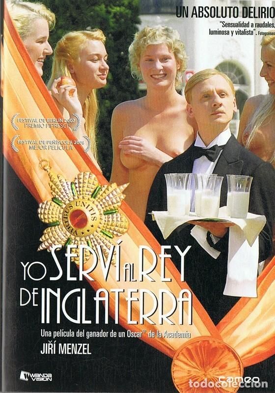 YO SERVÍ AL REY DE INGLATERRA (Cine - Películas - DVD)