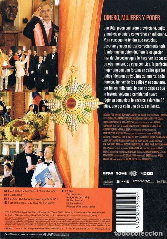 Cine: YO SERVÍ AL REY DE INGLATERRA - Foto 2 - 185689007