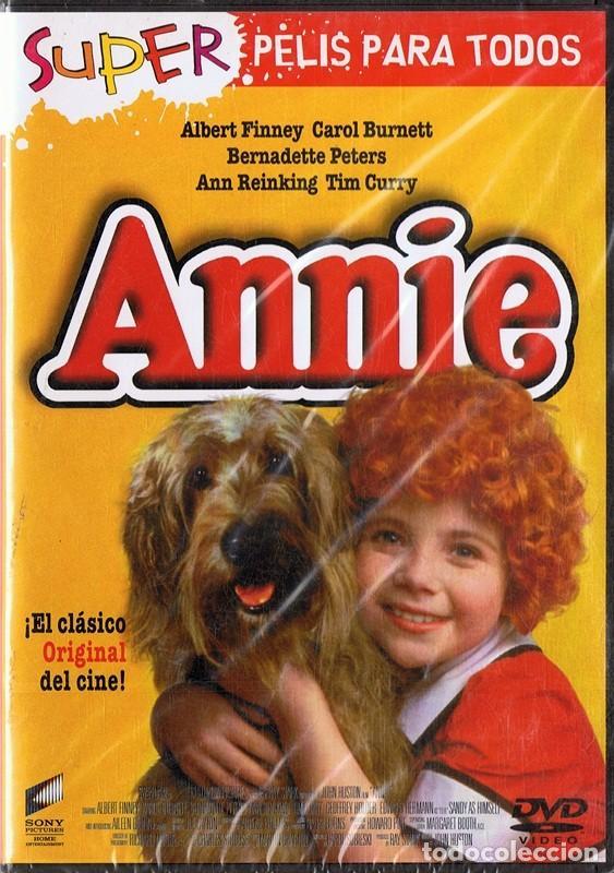 ANNIE ALBERT FINNEY (PRECINTADO) (Cine - Películas - DVD)