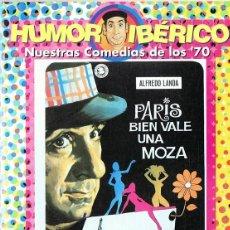 Cine: PARIS BIEN VALE UNA MOZA ALFREDO LANDA . Lote 185709120