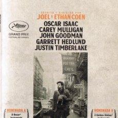 Cine: A PROPÓSITO DE LLEWYN DAVID DE JOEL Y ETHAN COEN . Lote 185709467