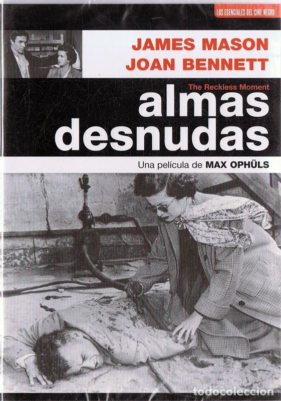 ALMAS DESNUDAS JAMES MASON (PRECINTADO) (Cine - Películas - DVD)