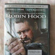 Cine: DVD ROBIN HOOD. // ENVIO CERTIFICADO INCLUIDO. Lote 185709592