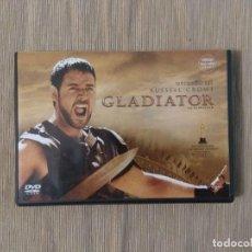 Cine: DVD GLADIATOR // ENVIO CERTIFICADO INCLUIDO. Lote 185709707