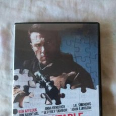Cine: DVD EL CONTABLE. // ENVIO CERTIFICADO INCLUIDO. Lote 185712701