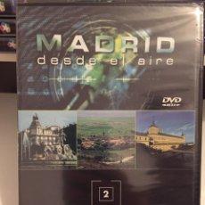 Cine: MADRID DESDE EL AIRE NO 2/DOCUMENTAL TELEMADRID /NUEVO CON PRECINTO. Lote 185731521