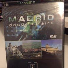 Cine: MADRID DESDE EL AIRE NO 3/DOCUMENTAL TELEMADRID /NUEVO CON PRECINTO /DVD. Lote 185732366
