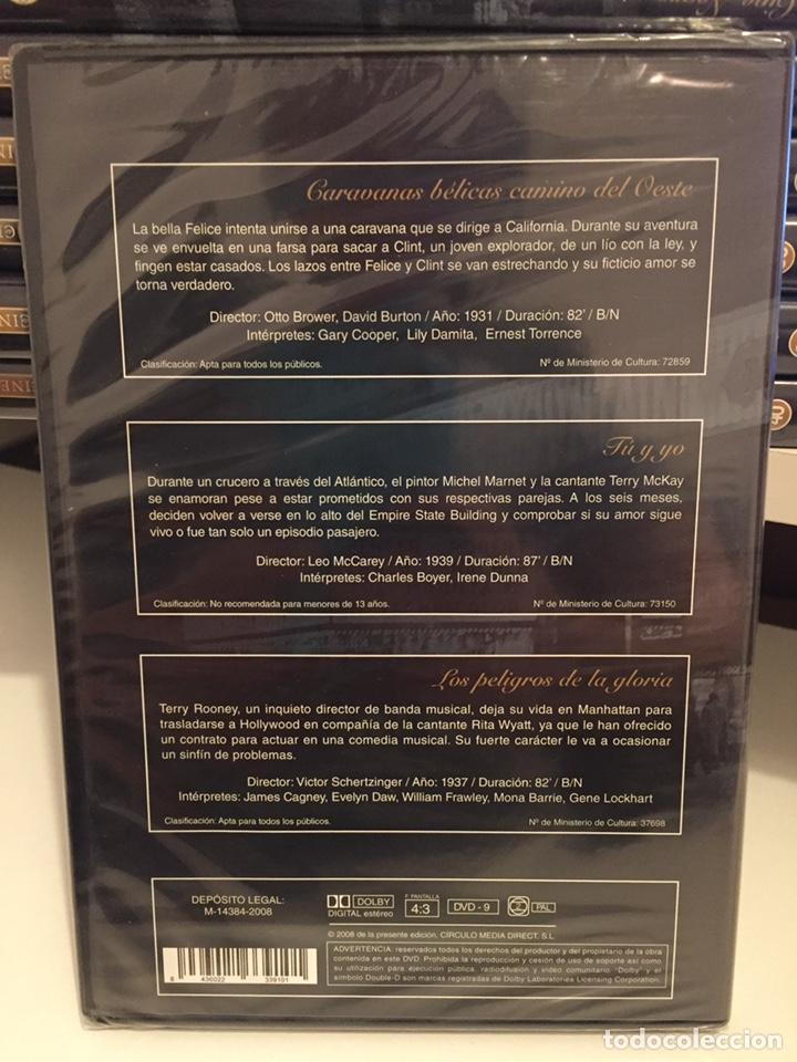 Cine: JOYAS DEL CINE DVD 9/GALANES/NUEVA CON PRECINTO/3 PELÍCULAS - Foto 3 - 185738836