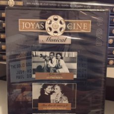 Cine: JOYAS DEL CINE DVD 10/MUSICAL/NUEVA CON PRECINTO/3 PELÍCULAS. Lote 185741756