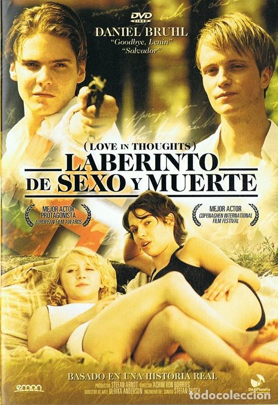 LABERINTO DE SEXO Y MUERTE DANIEL BRUHL (Cine - Películas - DVD)