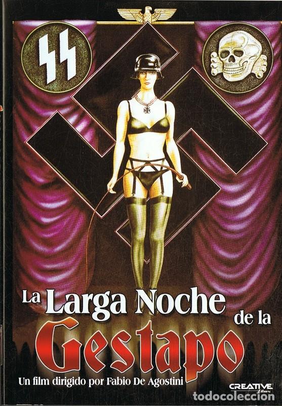 LA LARGA NOCHE DE LA GESTAPO (Cine - Películas - DVD)