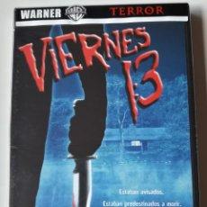 Cine: VIERNES 13, NUEVO PRECINTADO. Lote 185770270