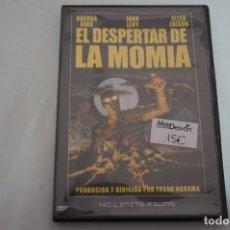 Cine: (1-B7) - 1 X DVD / EL DESPERTAR DE LA MOMIA / FRANK AGRAMA. Lote 185774676