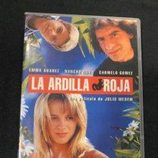 Cine: (S252) LA ARDILLA ROJA ( DVD SEGUNDA MANO ). Lote 185777418