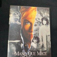 Cine: (S252) LA MANO QUE MECE LA CUNA ( DVD SEGUNDA MANO ). Lote 185777552