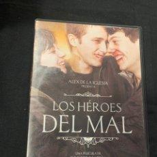Cine: (S252) LOS HÉROES DEL MAL ( DVD SEGUNDA MANO ). Lote 185779153