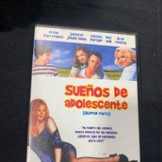 Cine: (S252) SUEÑOS DE ADOLESCENTE ( DVD SEGUNDA MANO ). Lote 185781110