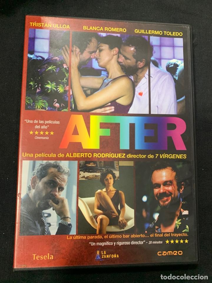 (S252) AFTER ( DVD SEGUNDA MANO ) (Cine - Películas - DVD)