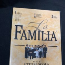 Cine: (S252) LA FAMILIA ( DVD SEGUNDA MANO ). Lote 185782002