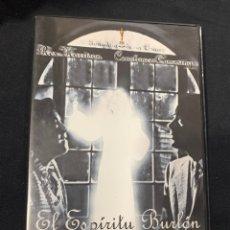 Cine: (S252) EL ESPÍRITU BURLÓN ( DVD SEGUNDA MANO ). Lote 185782286