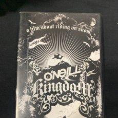 Cine: (S252) ONEILL RINGDOM ( DVD SEGUNDA MANO ). Lote 185782436