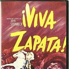 Cine: NUEVA / ¡VIVA ZAPATA! - ELIA KAZAN. Lote 185786775