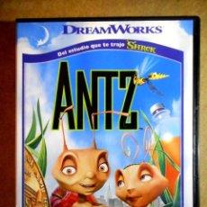 Cine: ANTZ ( 1998 ) DVD. Lote 185886342
