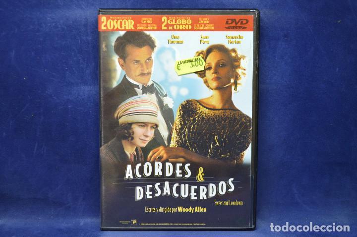 ACORDES Y DESACUERDOS - DVD (Cine - Películas - DVD)
