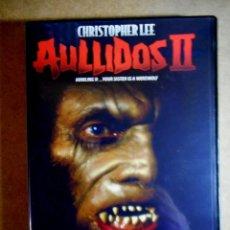 Cine: AULLIDOS II ( 1985 ) DVD. Lote 185952747