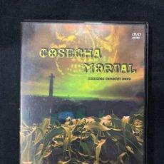 Cine: (S253) COSECHA MORTAL ( DVD SEGUNDA MANO ). Lote 185960183