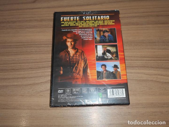 Cine: FUERTE SOLITARIO DVD Nueva PRECINTADA - Foto 2 - 185967871