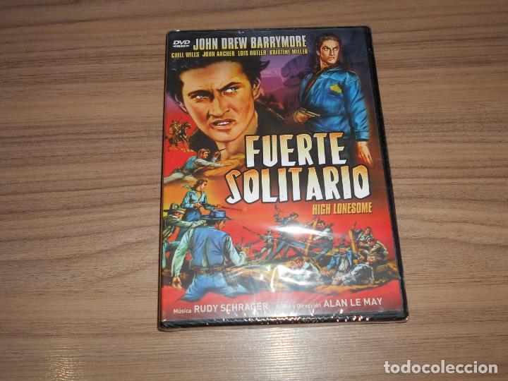 FUERTE SOLITARIO DVD NUEVA PRECINTADA (Cine - Películas - DVD)
