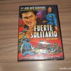 Cine: FUERTE SOLITARIO DVD NUEVA PRECINTADA. Lote 185967871