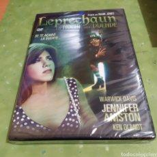 Cine: (PR37) LEPRECHAUN - LA NOCHE DEL DUENDE DVD PRECINTADO. Lote 186012351