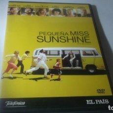 Cine: DVD - PEQUEÑA MISS SUNSHINE - CINE COMEDIA . Lote 186040718