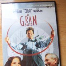 Cine: EL GRAN SALTO PELICULA DVD DE LOS HERMANOS COEN. Lote 186112975