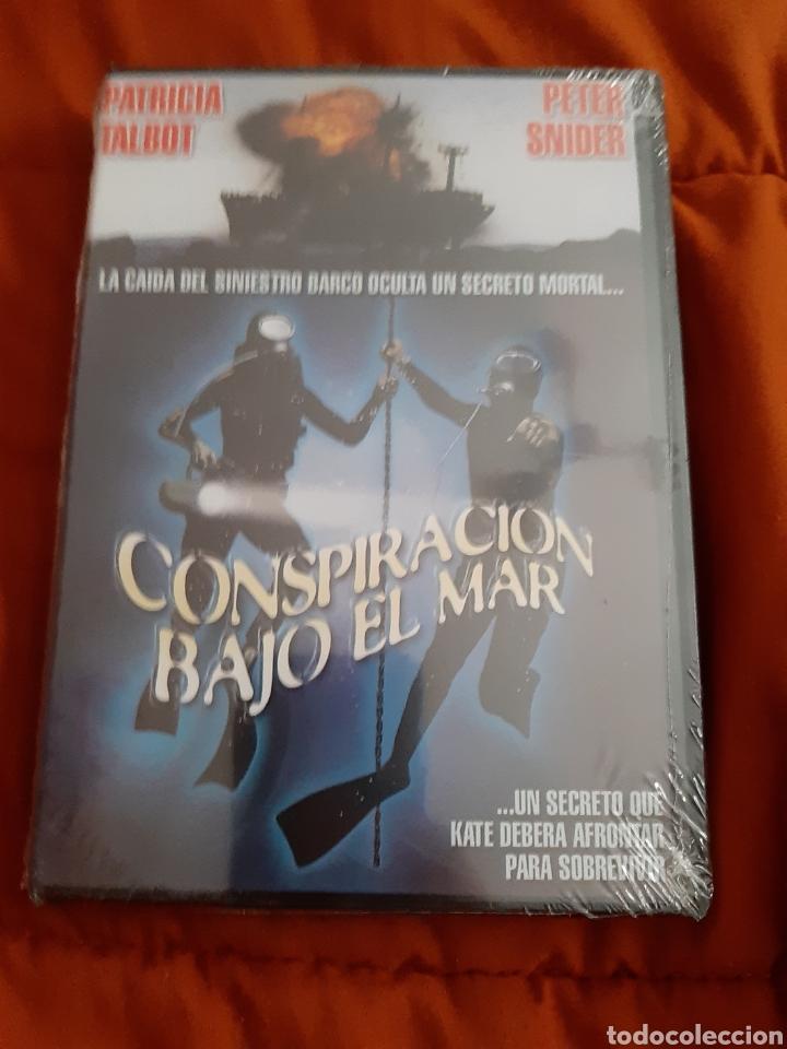 DVD CONSPIRACIÓN BAJO EL MAR (ART. NUEVO) (Cine - Películas - DVD)