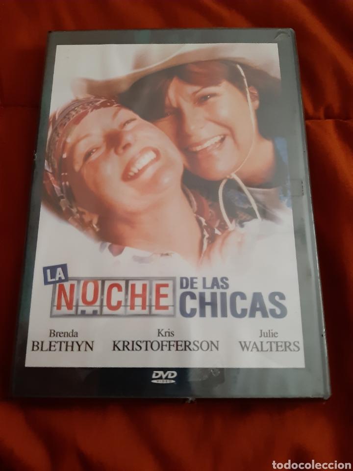 DVD LA NOCHE DE LAS CHICAS (ART. NUEVO) (Cine - Películas - DVD)