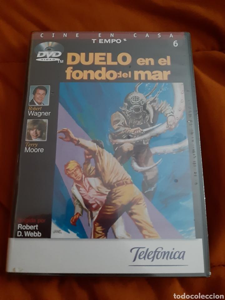 DVD DUELO EN EL FONDO DEL MAR (ART. NUEVO) (Cine - Películas - DVD)