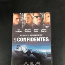 Cine: LOS CONFIDENTES. Lote 186149705