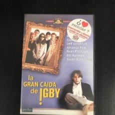 Cine: LA GRAN CAÍDA DE IGBY. Lote 186150380