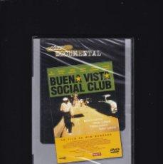 Cine: BUENA VISTA SOCIAL CLUB - DOCUMENTAL - EL PAÍS / BBVA 2007 - PRECINTADO, SIN USO . Lote 186153942