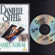 Cine: DANIELLE STEEL´S - FAMILY ALBUM - DVD - 188´/ NBC 2003,- ENGLISH. Lote 186154303