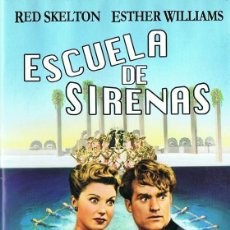 Cinema: ESCUELA DE SIRENAS RED SKELTON . Lote 186256713