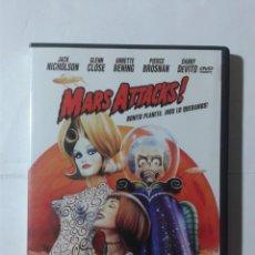 Cine: MARS ATTACKS! TIM BURTON- DVD . Lote 186266317