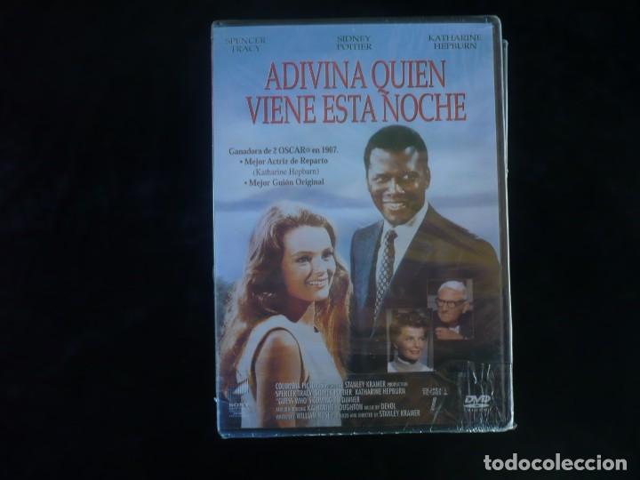 ADIVINA QUIEN VIENE ESTA NOCHE - DVD NUEVO PRECINTADO (Cine - Películas - DVD)