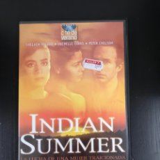 Cine: INDIAN SUMMER. Lote 186367487