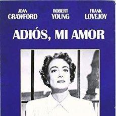 Cine: ADIOS, MI AMOR - DVD NUEVO Y PRECINTADO -. Lote 186393046